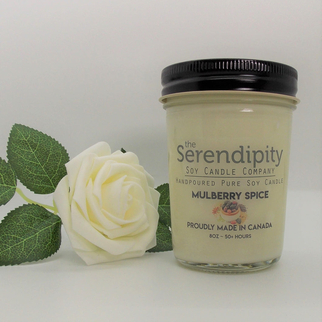 Candle Mulberry Spice