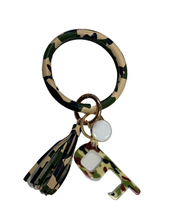 Load image into Gallery viewer, Touchless Keychain Bracelet