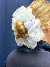 "Load image into Gallery viewer, Cloud Scrunchie ""Celestial"""