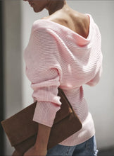 Load image into Gallery viewer, Ballerina Wrap Sweater