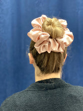 "Load image into Gallery viewer, Cloud Scrunchie ""Sunday Morning"""