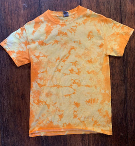 Tie-Dye Short Sleeve T-Shirt, Size- Small