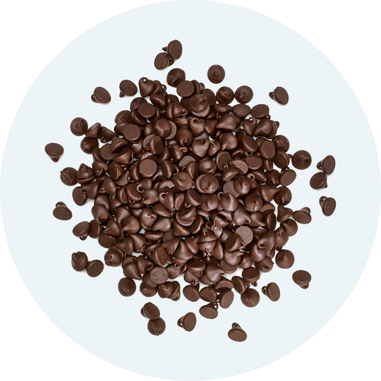 Organic 100% Cacao Chocolate Chips*: