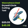 Drywall Circle Cutting Tool