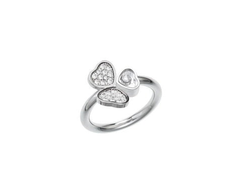 Anillo Happy Hearts Wings