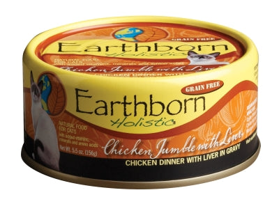 Earthborn Holistic Chicken Jumble w/ Liver