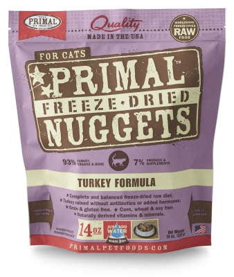 Primal Freeze Dried Turkey