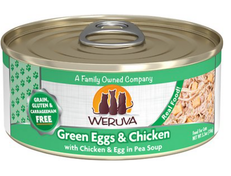 Weruva Green Eggs/Chicken