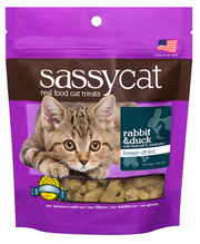 Sassy Cat Real Food Cat Treats
