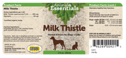 Milk Thistle Herbal Extract