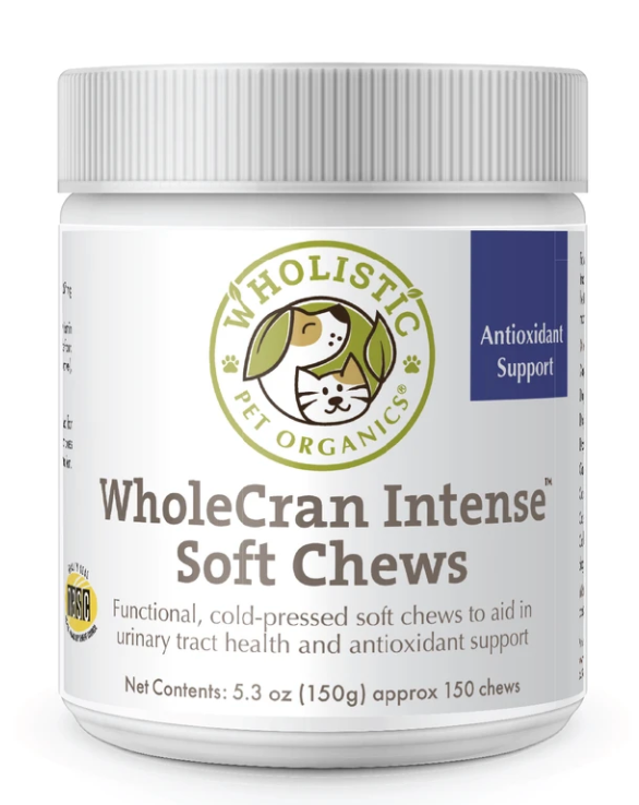 WholeCran Intense Soft Chews