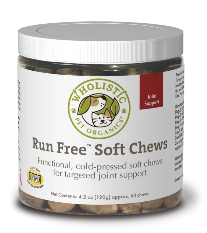 Run Free Soft Chews