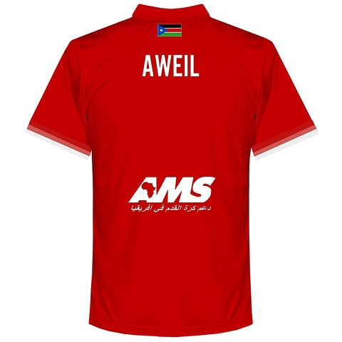 Aweil National Unity Day Shirt