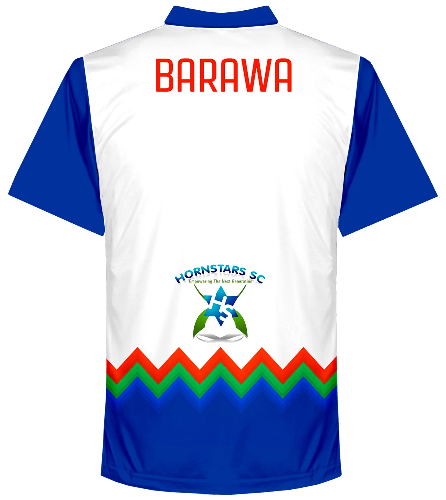 Barawa Away Shirt 2018-19
