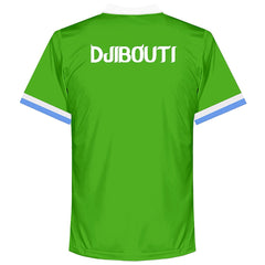 Djibouti Away Shirt