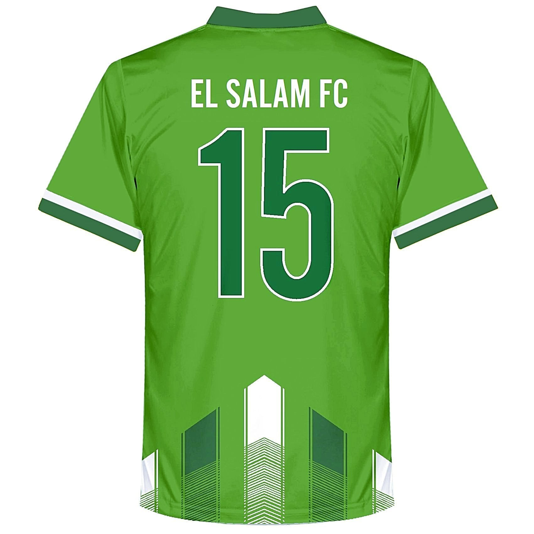 El-Salam Wau 2018 Home Shirt