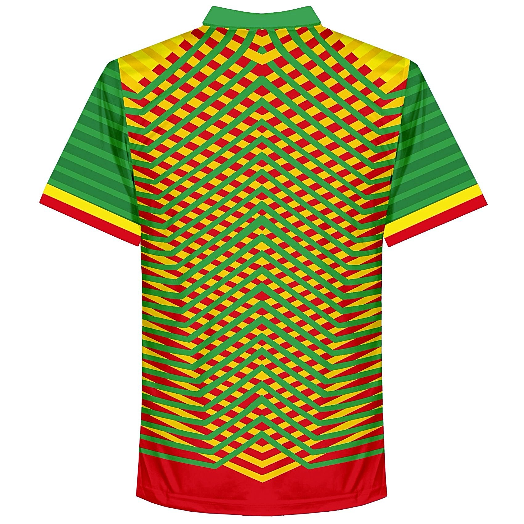 Ethiopia Sample Shirt Home