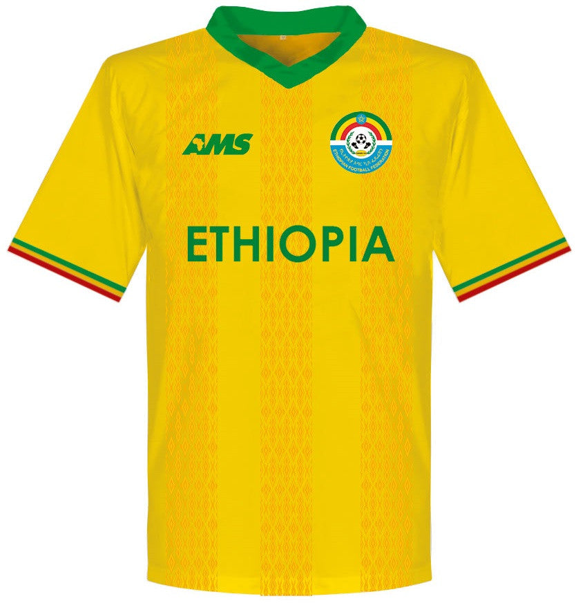 Ethiopia Sample Shirt Away