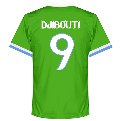 Djibouti Player Issue Away Shirt #9