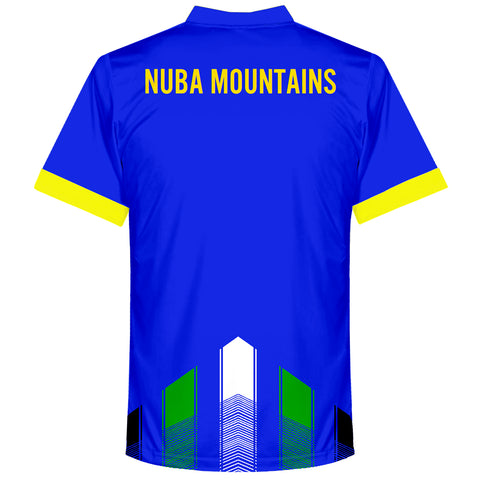 Nuba Mountains Shirt