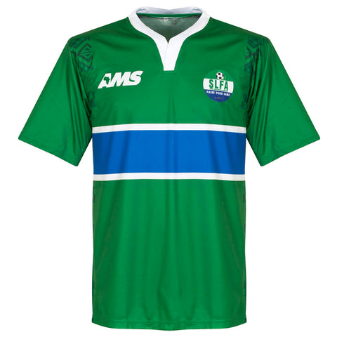 Sierra Leone Home Shirt