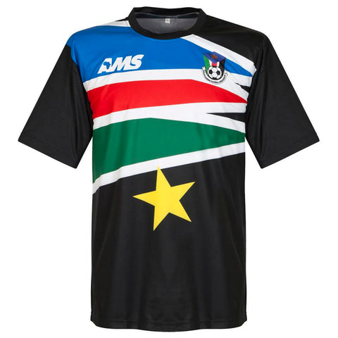 South Sudan Third Shirt 2014-15
