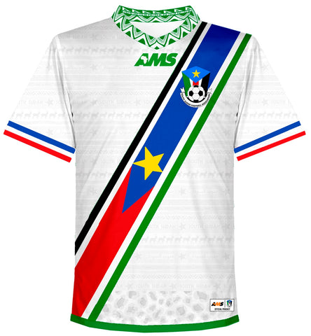 South Sudan Home Shirt 2017-19