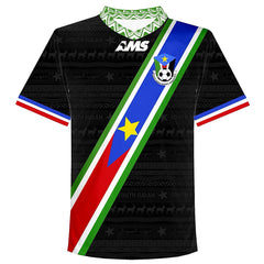 South Sudan Third Shirt 2017-18