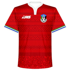 South Sudan Third Shirt 2016-17