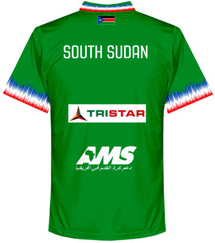 South Sudan Training Shirt 2018-19