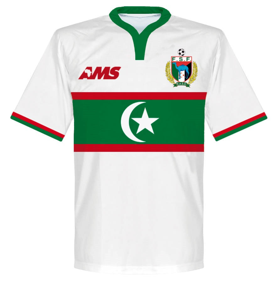 Western Sahara Away Shirt 2017-18