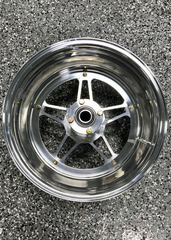 "15"" x 9"" or 10"" Rear Wheel - Legacy Series - Centerdrive"