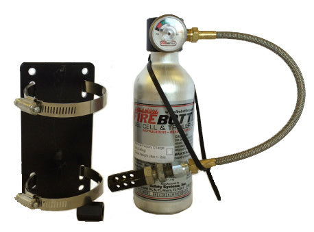 Fire Supression Bottle