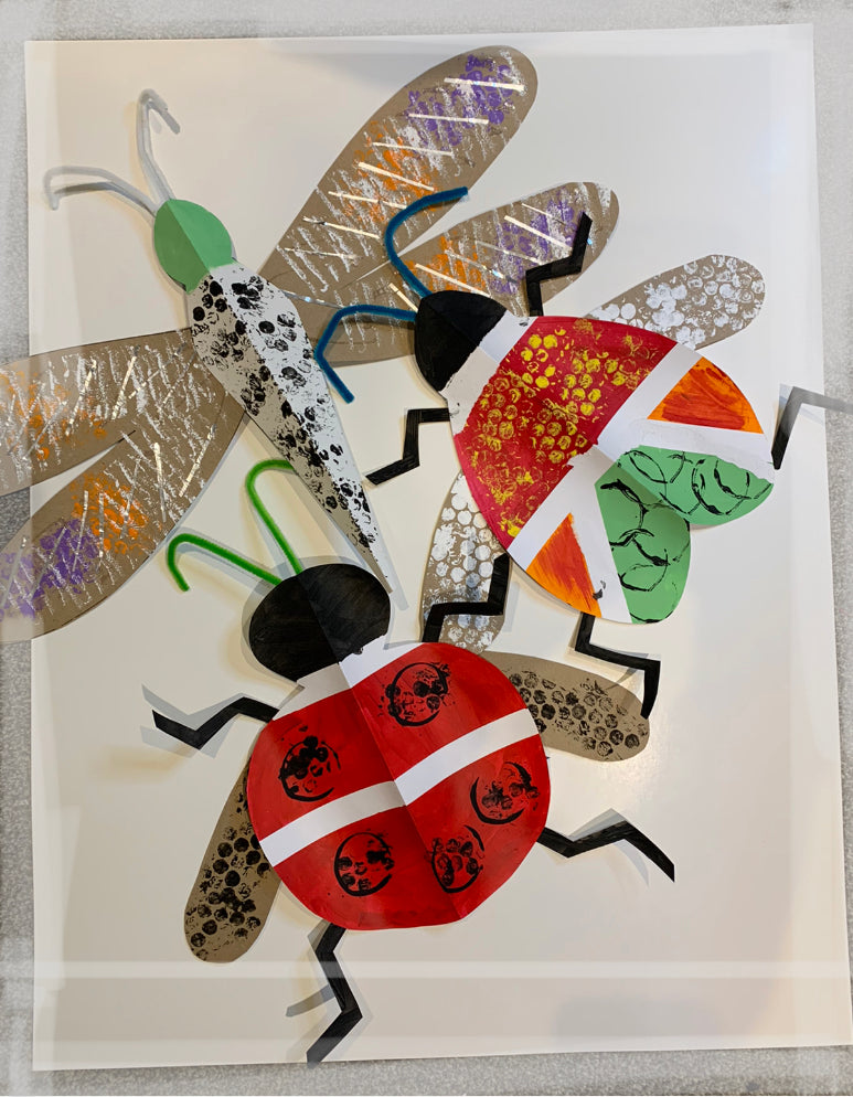 Make your own giant bug - Thursday April 8th 4.30pm