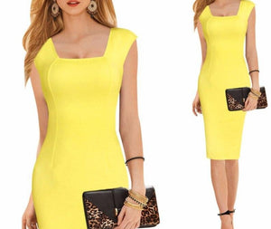 Summer Dresses Women Bodycon Dress Long Ladies Casual Pencil Dress Lady Black Girl Elegant Party Dress Vestidos 2020 Clothes