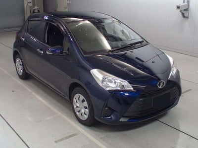 2017 Toyota Vitz F Safety Edition 1 (5875013943461)