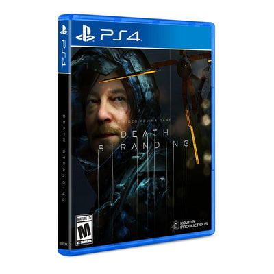 Death Stranding, Sony, PlayStation 4, 711719506027 (5871931326629)