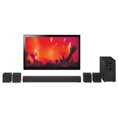 "iLive 5.1, 32"" Home Theater System with Bluetooth, IHTB138B (5870994784421)"