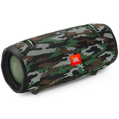 JBL Xtreme 2 Portable Wireless Bluetooth Speaker, Camo (5871148794021)