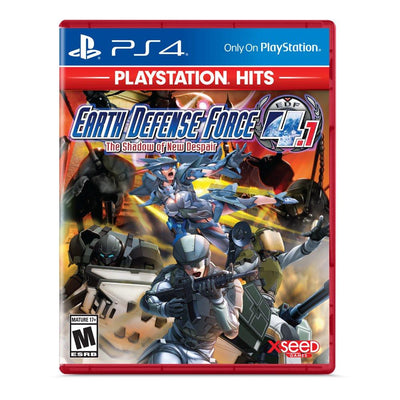 Earth Defense Force 4.1 - Playstation Hits Edition (5871788327077)