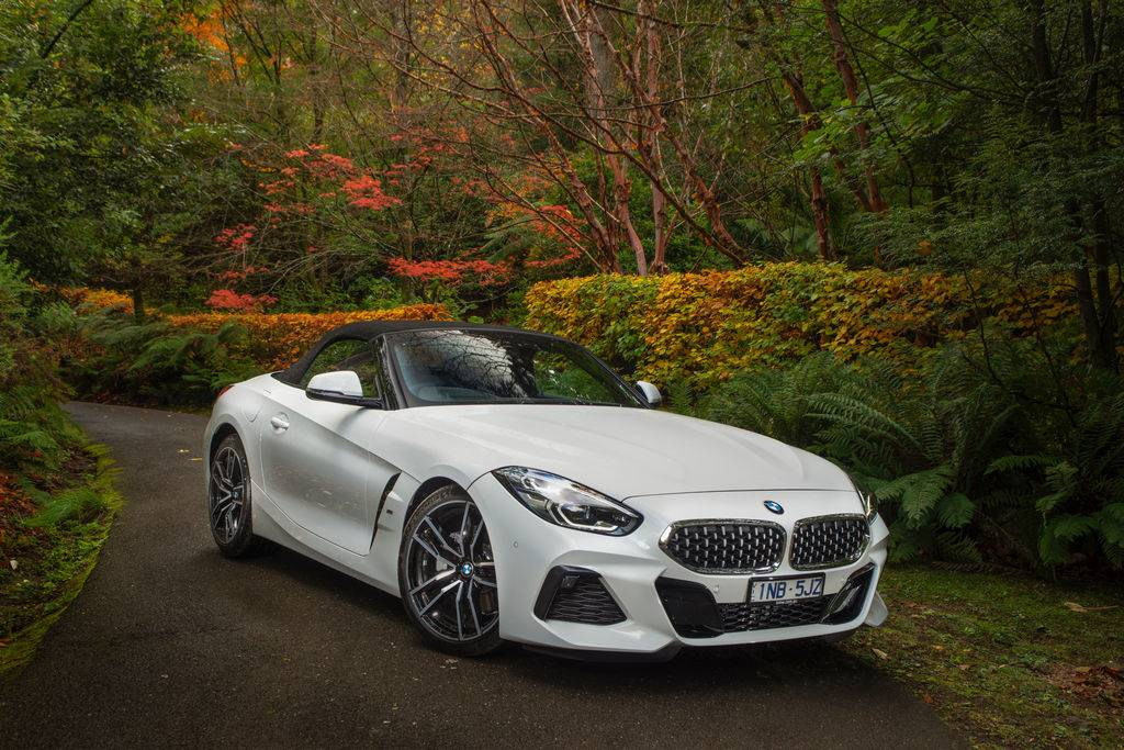 2021 BMW Z4 sDrive20i M Sport (Alpine White Solid)