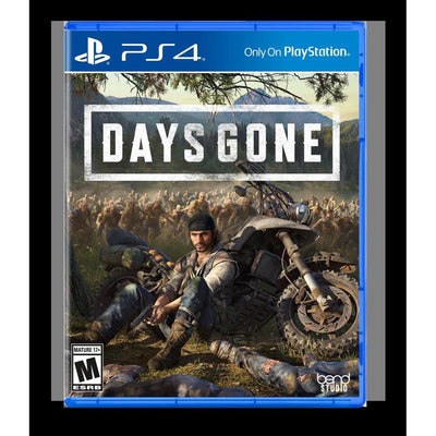 Days Gone, Sony, PlayStation 4, 711719504757 (5871923789989)