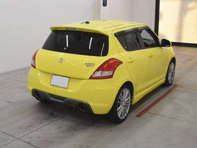 2012 Suzuki Swift Sport