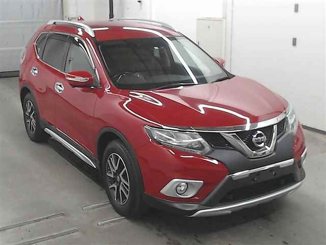 2014 Nissan X-Trail 20X X-TREMER X Emergency Brake
