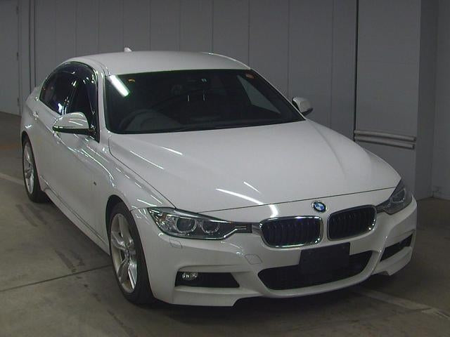 2015 BMW 3 Series 320i M Sport Style Edge 4WD