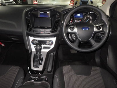 2015 Ford Focus Sport