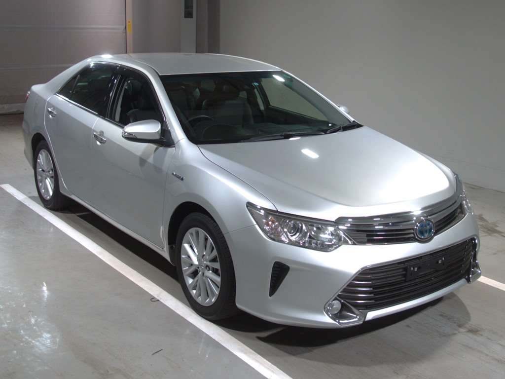2015 Toyota Camry Hybrid Leather