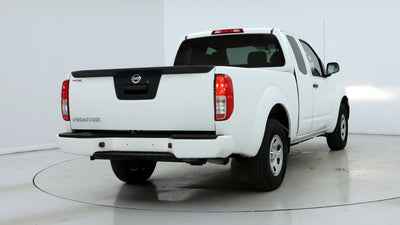 2017 Nissan Frontier S Extended Cab