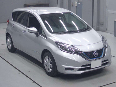 2017 Nissan Note e-POWER X