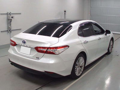 2017 Toyota Camry Hybrid Leather